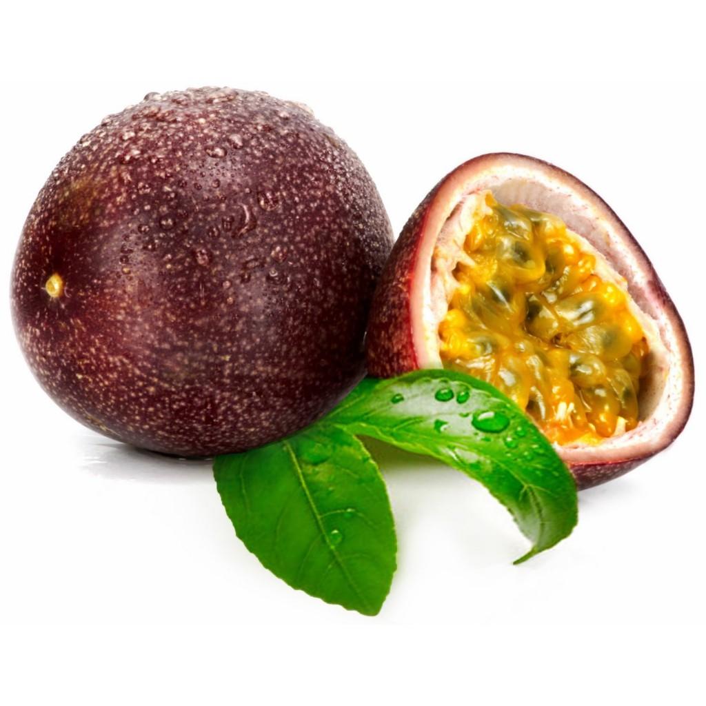 Le fruit de la passion riche en antioxydant bio