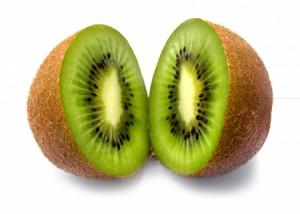 Les kiwis contiennent de la vitamine C antioxydant naturel puissant