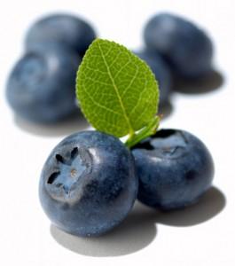 La myrtille bio riche en antioxydants naturels puissants